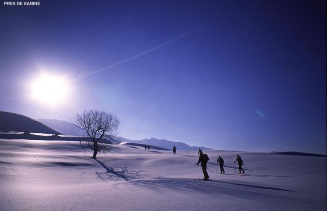 Ski aventure au Liban