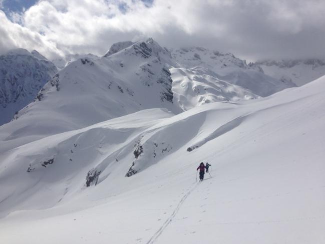 Ski découverte au Monténégro