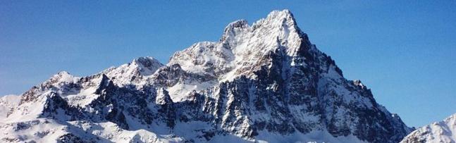 Tour du Viso à ski