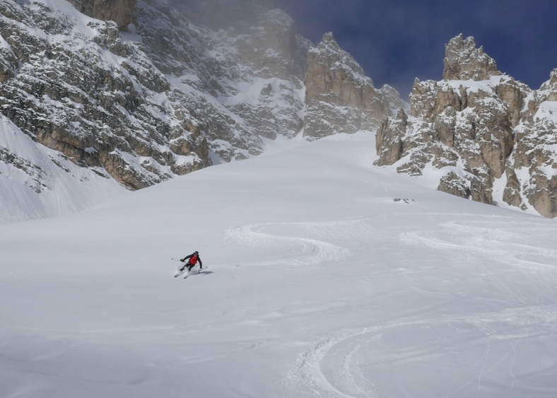 Traversée des Dolomites