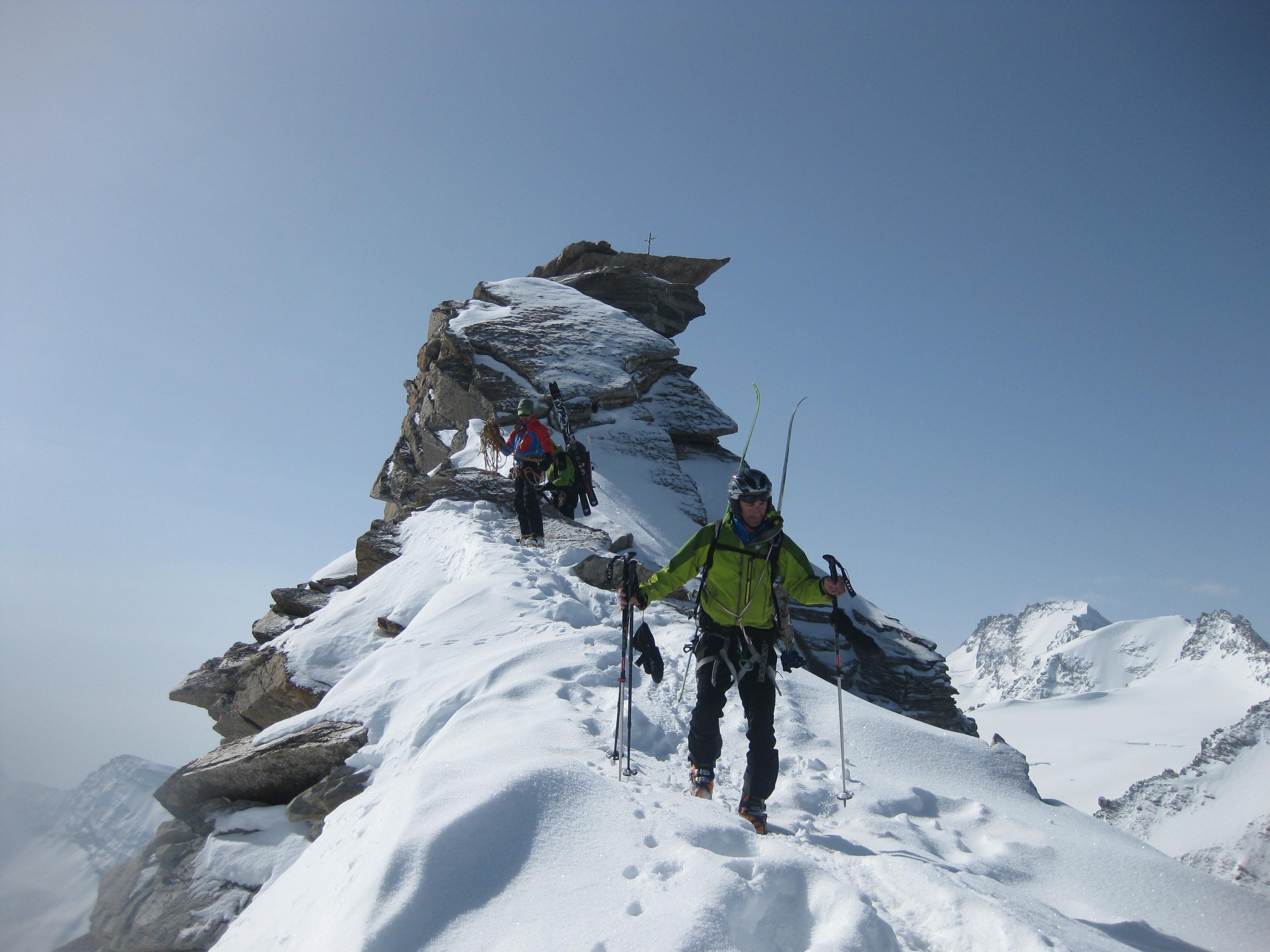 Tour du Grand Paradis ( 4061 mètres )