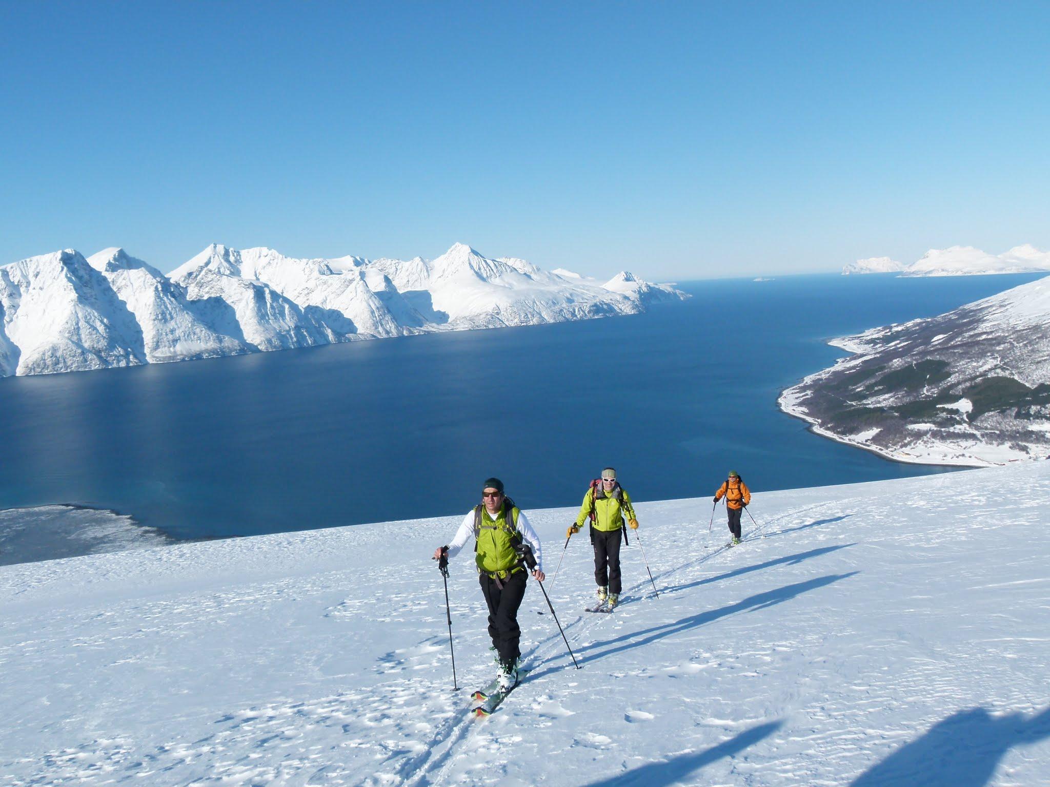 Norvège, Senja Island