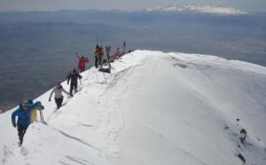 Volcans Anatoliens et Monts Taurus