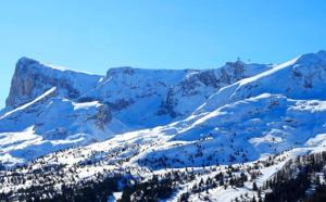 Ski en étoile dans le Massif du Dévoluy