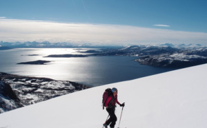 Norvège, île de Senja